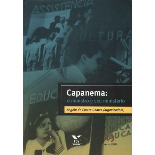 Capanema: o ministro e seu ministério