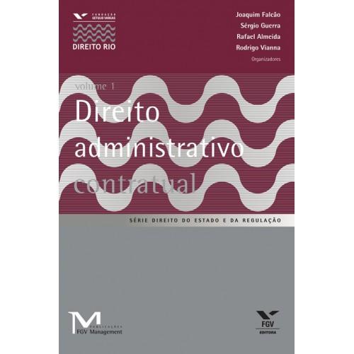 Direito administrativo contratual volume 1