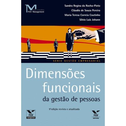 Dimensões funcionais da gestão de pessoas