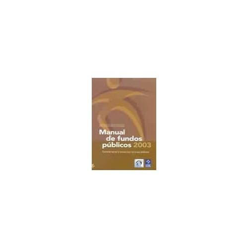 Manual de Fundos Públicos - Controle Social e Acesso aos Recursos Públicos
