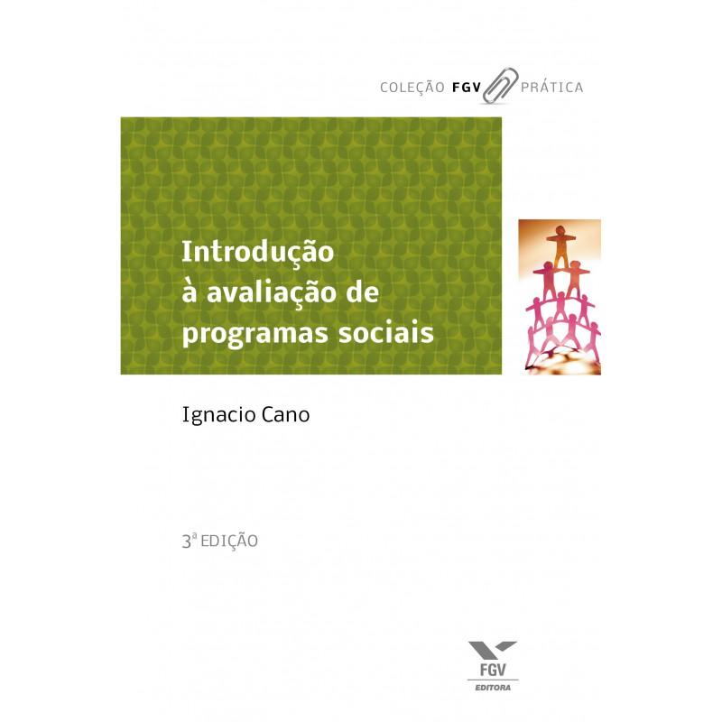 Introdução a avaliação de programas sociais