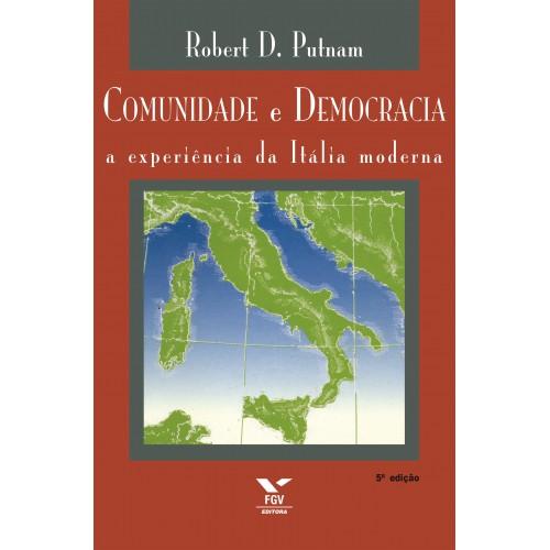 Comunidade e democracia: a experiência da Itália moderna