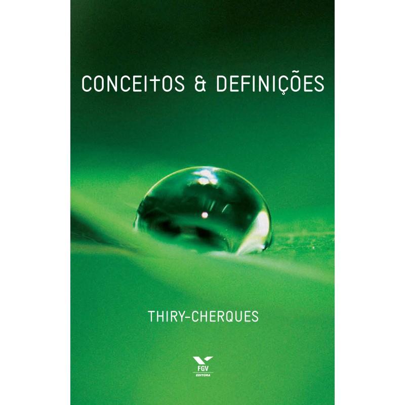 Conceitos & definições: o significado em pesquisa aplicada nas Ciências humanas e sociais