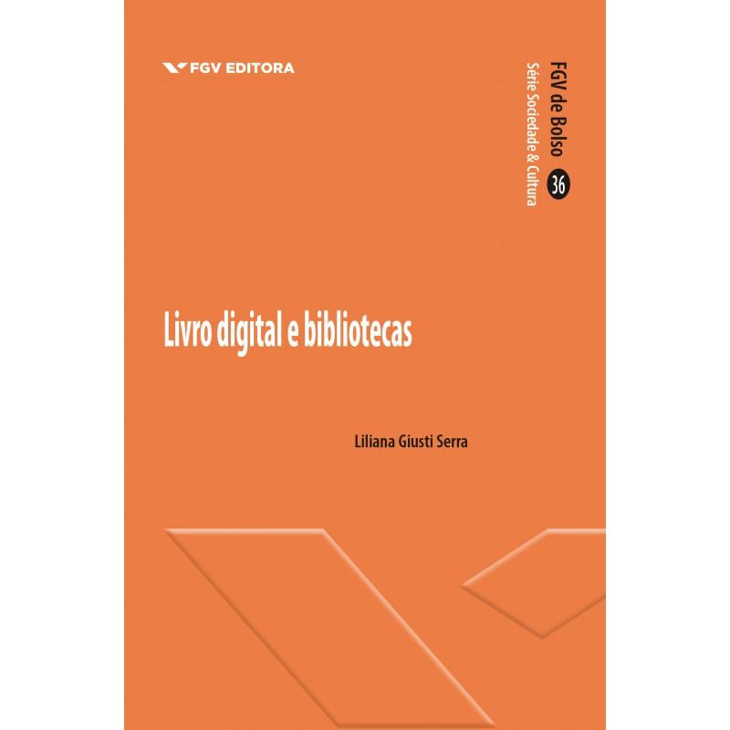 Livro digital e bibliotecas
