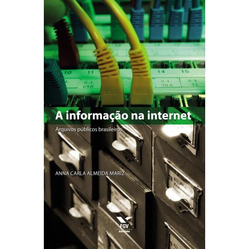 A informação na internet: arquivos públicos brasileiros