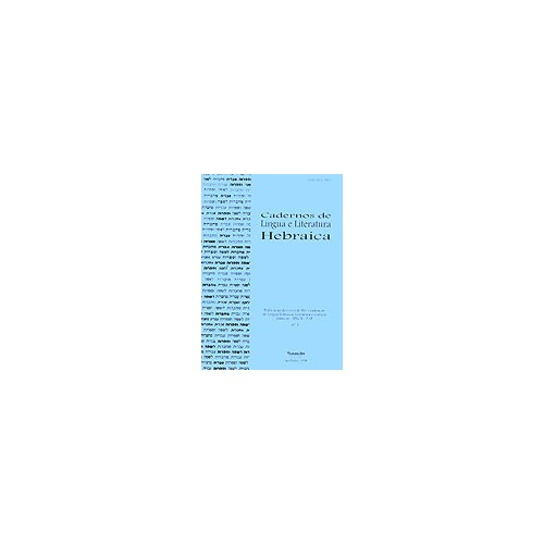 Cadernos de Língua e Literatura Hebraica - 2
