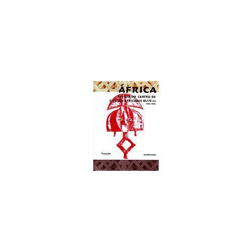 Revista do Centro de Estudos Africanos - nº 18/19