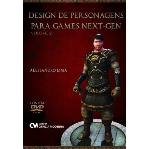 Design de Personagens para Games Next-Gen - Volume 2