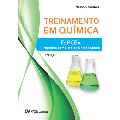 Treinamento em Química EsPCEx 2a.Edição
