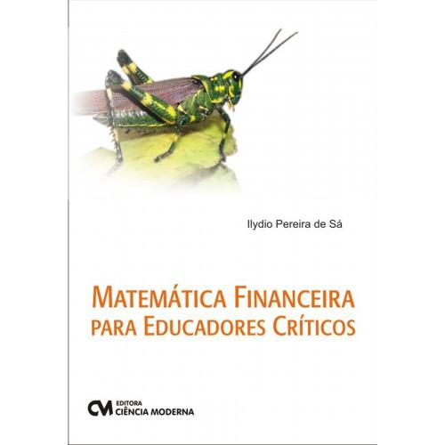 Matemática Financeira para Educadores Críticos